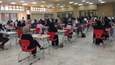 Photo of انطلاق امتحانات الشهادة الثانوية العامة بشقيها العلمي والأدبي