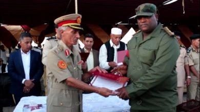 Photo of مديرية أمن جالو تحتفي بتخريج (151) منتسب للمديرية
