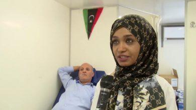 Photo of حملة للتبرع بالدم في وزارة العمل والتأهيل