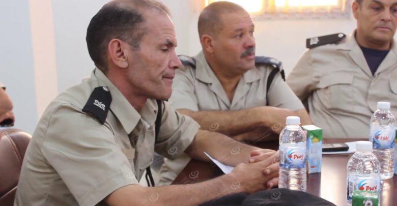 Photo of اجتماع أمني بشأن الاستعدادات الخاصة بموسم الحرث في قمينس