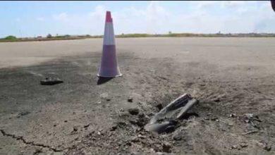 Photo of قذائف عشوائية تصيب مهبط و سور مطار معتيقة الدولي فجر الجمعة