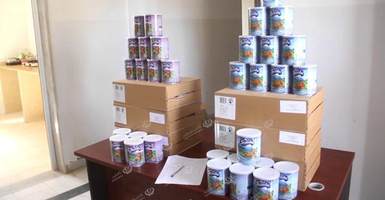 Photo of تقديم مساعدات للعائلات النازحة والمحتاجة في صبراتة