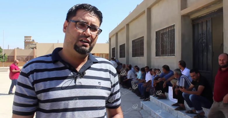 Photo of اعتصام معلمي ومعلمات مكتب تعليم قمينس