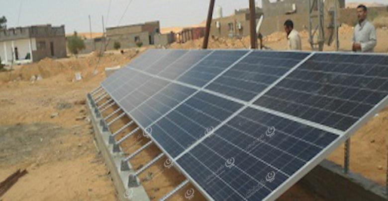 Photo of التطوع بمنظومة للطاقة الشمسية لحل تذبذب شبكة الاتصالات في ببلدية نسمة