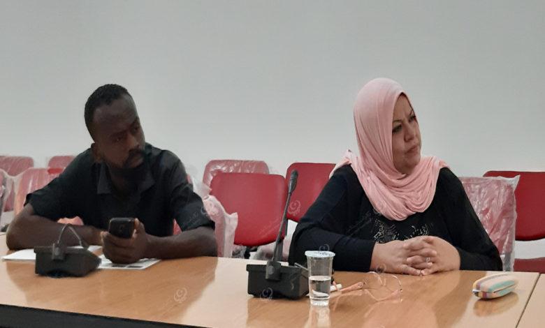 Photo of جلسة حوارية عن (الهجرة ومراكز الإيواء والقوانين الدولية وعلاقتها بليبيا)