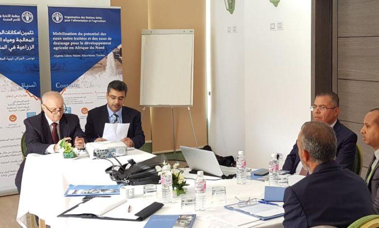 Photo of انطلاق مشروع تثمين إمكانات المياه المعالجة ومياه الصرف للتنمية الزراعية في ليبيا