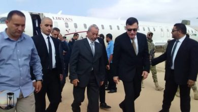 Photo of بلدي زوارة يبحث عدة نقاط مع رئيس المجلس الرئاسي و الوزير المفوض بالخارجية