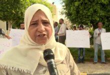 Photo of وقفة إحتجاجية لمنظمة الأطفال مرضى الأورام وذويهم