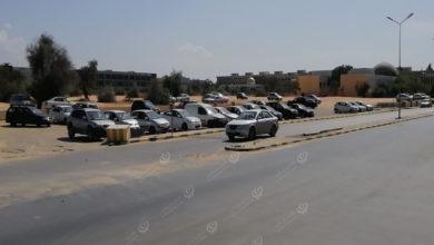 Photo of سقوط قذيفة قرب جامعة طرابلس