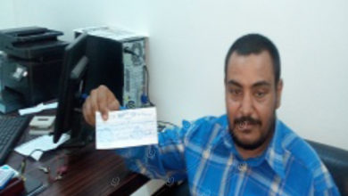 Photo of بلدية نسمة توزع إعانات مالية على النازحين من مدينة طرابلس