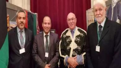 Photo of وفد من مجلس أصحاب الأعمال الليبيين يشارك في المنتدى الاقتصادي العربي بالنمسا