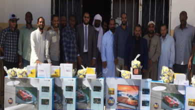 Photo of المجلس البلدي درج يدعم مؤسسات شبابية في البلدية