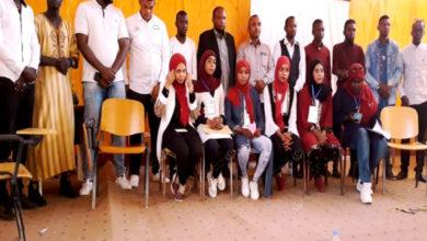 Photo of حملة توعية شبابية لانتخابات المجلس البلدي غات
