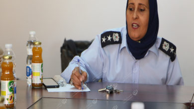 Photo of ورشة عمل حول تفعيل أداء الشرطة النسائية