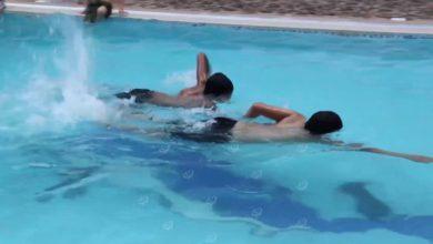 Photo of دورة لتعليم السباحة للأطفال في طبرق