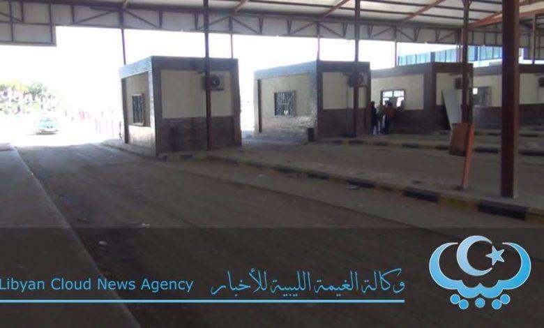 Photo of تعليمات من الجانب الليبي بغلق معبر رأس اجدير الحدودي