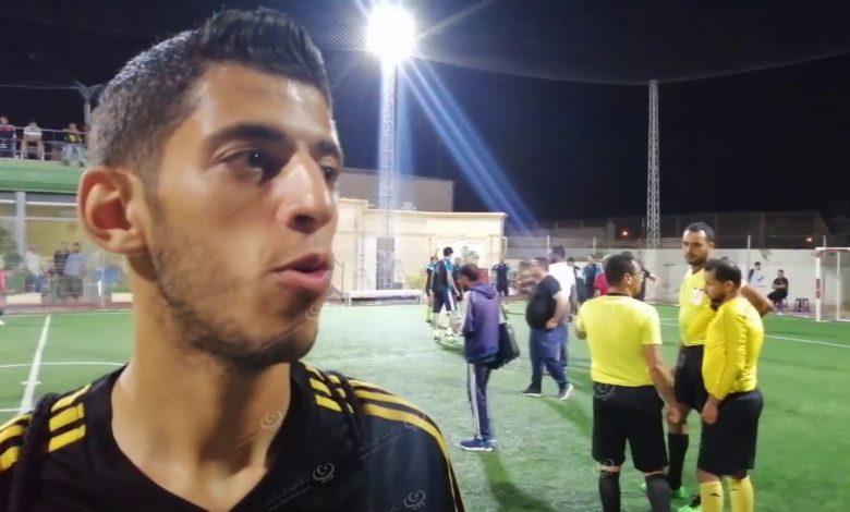 Photo of نصف نهائي بطولة الوحدة الدولية لكرة القدم المصغرة بجرجيس تونس