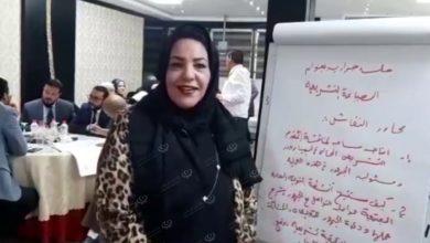 Photo of جلسة حوارية بعنوان (الصياغة التشريعية)