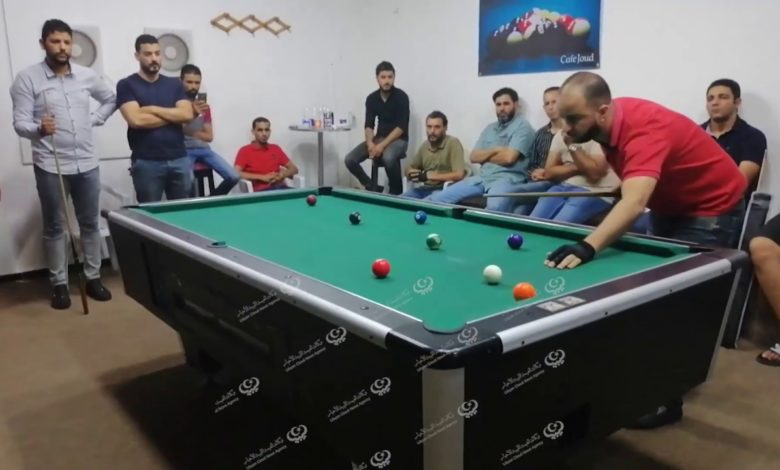 Photo of اختتام بطولة (للبلياردو) في صرمان