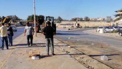 Photo of بلدي سوق الجمعة يطلق حملة لنقل القمامة