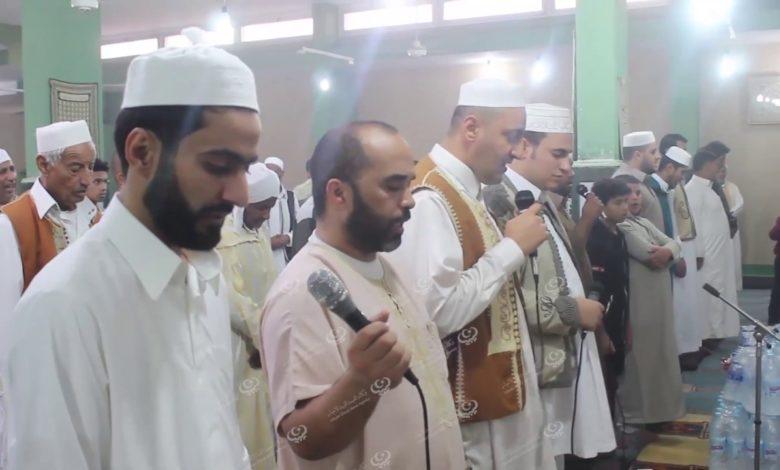Photo of طبرق.. استمرار الابتهالات الدينية بمناسبة المولد النبوي الشريف