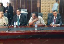 Photo of اجتماع في بلدي سبها بخصوص اعتصام شباب (حراك سبها)