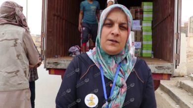 Photo of قافلة مساعدات تنطلق من طبرق إلى أهالى مرزق