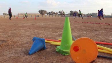 Photo of نادي(المجاهد) الرياضي في قمينس يأمل دعم الاتحادات الرياضية