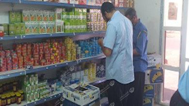 Photo of الحرس البلدي يتفقد المحلات التجارية والخدمية في نسمة