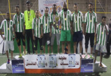 Photo of تتويج فريق القرضابية ببطولة (النجم الإفريقي) بسبها