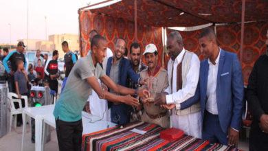 Photo of بلدية درج تكرم بطل مراثون العاصمة للمرة الثالثة على التوالي