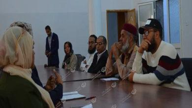 Photo of جلسة حوارية حول تعزيز التسامح والتعايش السلمي في جالو