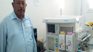Photo of تزويد مستشفى نسمة العام بمعدات طبية