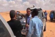 Photo of تحديد مسار طريق (رالي بني وليد)