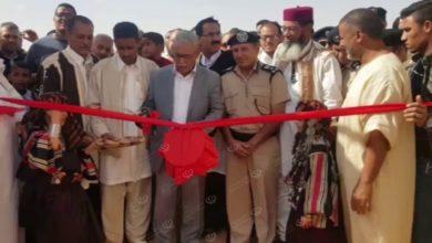 Photo of انطلاق فعاليات مهرجان أبونجيم للتراث والآثار والسياحة في دورته الأولى