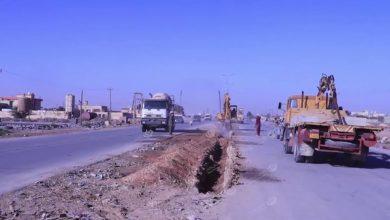 Photo of إطلاق مشروع جزيرة دوران بمنطقة طريق المطار من قبل المجلس البلدي بني وليد