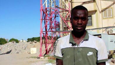 Photo of شركة ليبيا للإتصالات والتقنية تركب معدات (G4) بمدينة جالو