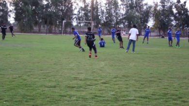 Photo of فريق نادي(اللبة) جالو يستقبل جاره نادي (التضامن) في مباراة ودية بملعبه