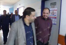Photo of لجنة مجلس التخصصات الطبية تزور مركز طبرق الطبي