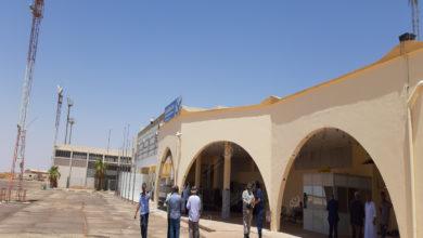 Photo of مدير مطار سبها : رحلات شركات النفط متواصلة وننتظر استئناف الطيران التجاري