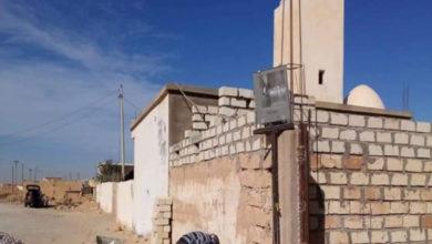 Photo of حملة لصيانة وترميم (مسجد ايليس) في مدينة بني وليد