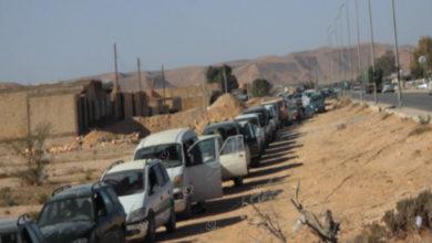Photo of وصول كمية من الوقود إلى بلدية نسمة