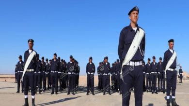 Photo of أكثر من (300)خريج تابع للإدارة العامة للمنافذ بوزارة الداخلية