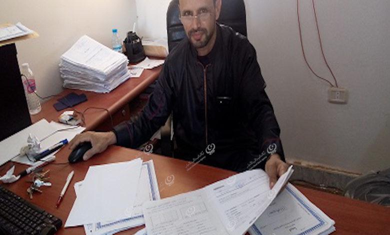 Photo of قسم جوازات نسمة يشرع في قبول طلبات المواطنين لا ستخراج جوازات السفر
