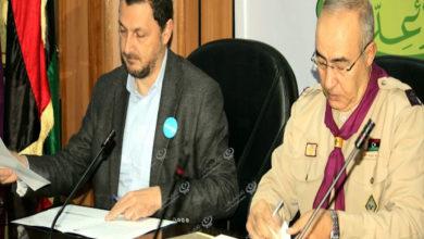 Photo of اتفاقية تعاون بين الحركة العامة للكشافة و المرشدات ومنظمة اليونسيف للطفولة