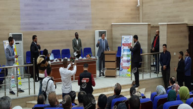 Photo of انطلاق سلسلة ورش العمل الطبية في اجدابيا