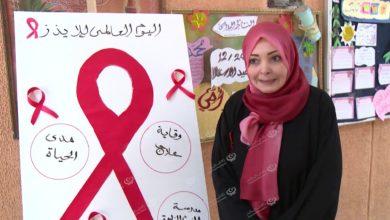 Photo of محاضرة توعوية لطلبة التعليم الأساسي حول خطر المخدرات ومرض الإيدز