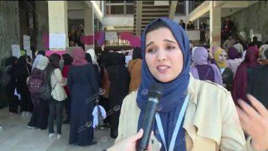 Photo of طلبة كلية الطب البشري بجامعة طرابلس يطالبون بحقهم في عودة الدراسة
