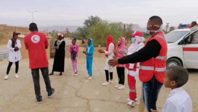 Photo of إحياء اليوم العالمي للتطوع في مدينة غات