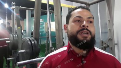 Photo of افتتاح صالة لرياضية كمال الأجسام في مدينة صبراتة